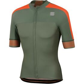 Sportful Bodyfit Pro 2.0 Classics Koszulka kolarska, krótki rękaw Mężczyźni zielony